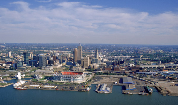 Why Cleveland, Ohio is Great for Freight!