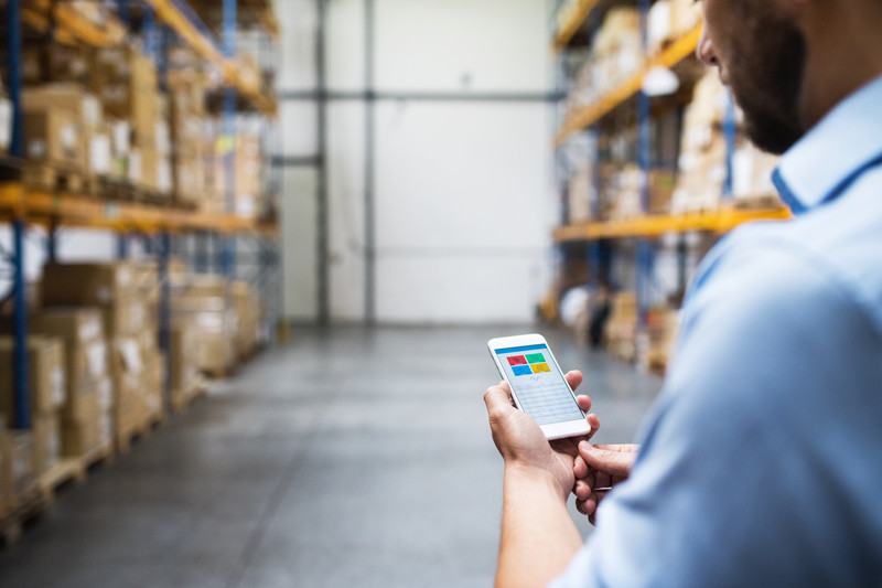 What is Smart Warehousing?