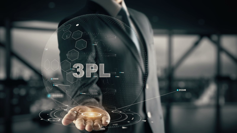 3PL helps supply chain logistics