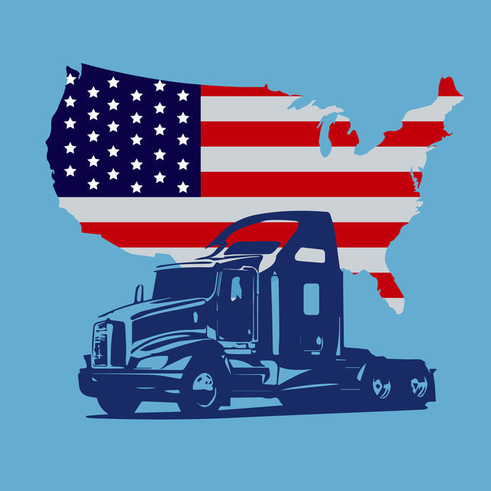 Giving Thanks to the American Truck Driver